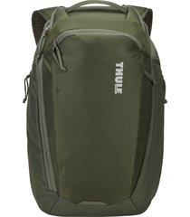 men's thule enroute backpack - green