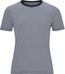 t-shirt slhtheperfect stripe ss o-neck tee