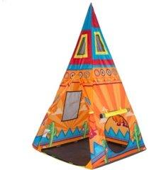 pacific play tents santa fe giant tee pee 36 in x 36 in x 67 in