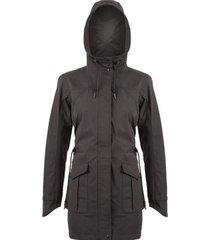 abrigo emma gris doite