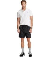 polo ralph lauren men's 6.5-inch water-repellent shorts
