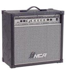 cubo amplificado para guitarra 60w rms 3eq gx60 ll áudio