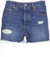korte broek levis 502 high rise short