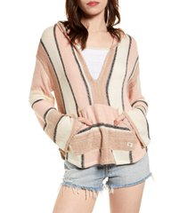 women's billabong baja beach sweater