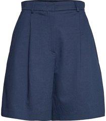 visino shorts flowy shorts/casual shorts blå weekend max mara
