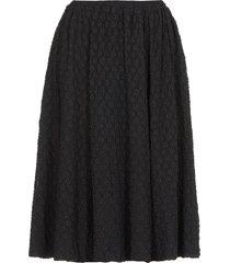 jil sander knitted skirt