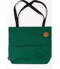 torba na ramię szwendam się zielona