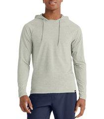 men's rhone men's reign performance hoodie, size xx-large - green