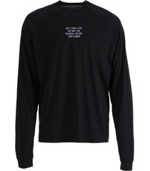 'the way i am' long sleeve top