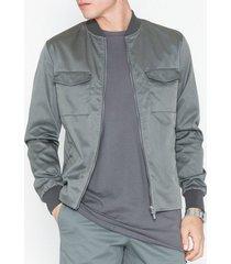 premium by jack & jones jprloom jacket jackor mörk grå