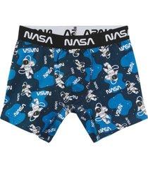 boxer astronauta azul nasa