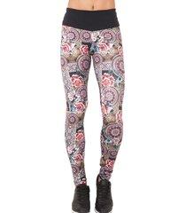 calza leggings rose garden bia brazil
