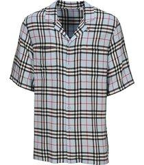 burberry london vintage check shirt