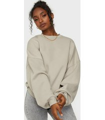 nly trend perfect chunky sweater sweatshirts greige