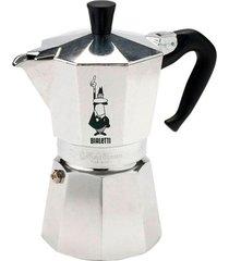 cafeteira italiana moka alumínio bialetti 3 xícaras