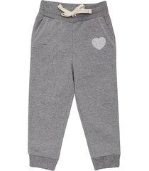 pantalon buzo beba i gris melange corona