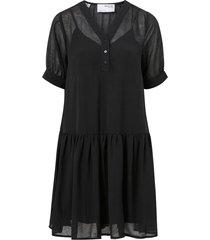 klänning slfabigail 2/4 short dress