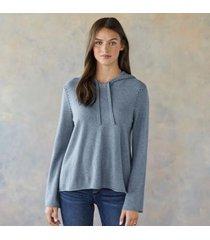 sundance catalog women's bella hoodie in olympic xs/s