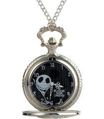 orologio da taschino vintage the nightmare before christmas sally e jack skellington pattern quartz watch