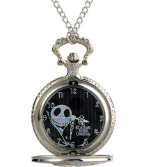 orologio da taschino vintage the nightmare before christmas sally e jack skellington pattern quartz watch