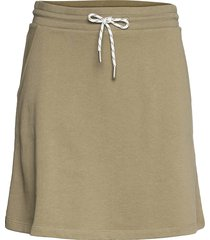 skirts knitted kort kjol grön edc by esprit