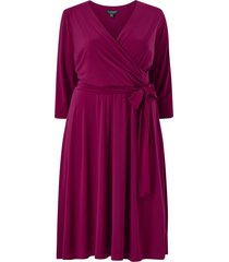 omlottklänning carlyna 3/4 sleeve day dress