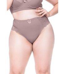 calcinha sempre sensual lingerie vintage lilã¡s - roxo - feminino - dafiti