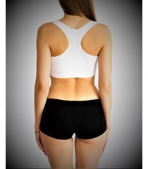 organic cotton- women boyleg- yogashorts lingerie underwear panties boyshorts