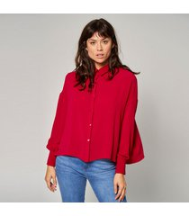camisa fucsia prussia peaceful
