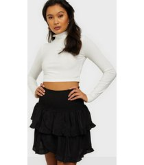 neo noir trinity skirt minikjolar