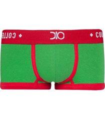 cueca mini boxer tendence dioniosio collection verde - kanui