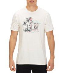 hurley men's aloha premium logo graphic t-shirt