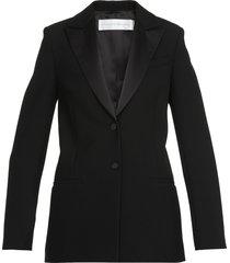victoria victoria beckham single-breasted jacket