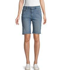 jerry vintage denim bermuda shorts