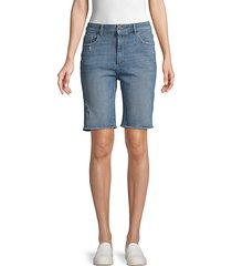 jerry vintage denim bermuda shorts