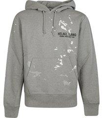 helmut lang panther standard hoodie