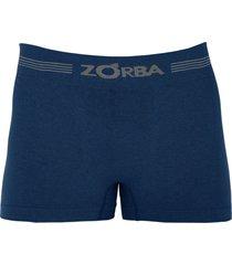 cueca boxer zorba seamless free 844 azul