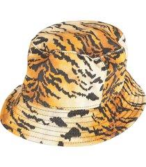 philosophy di lorenzo serafini tiger print hat