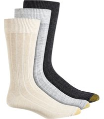 gold toe adc hampton 3 pack casual socks