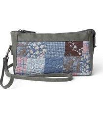 donna sharp olivia wristlet bag
