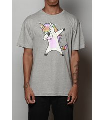 camiseta dabbing unicorn
