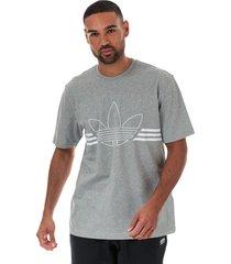 mens outline trefoil t-shirt