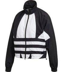 träningsjacka large logo track jacket