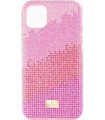 custodia per smartphone high love, iphoneâ® 11 pro max, rosa