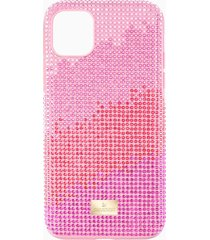 custodia per smartphone high love, iphoneâ® 11 pro max, rosa