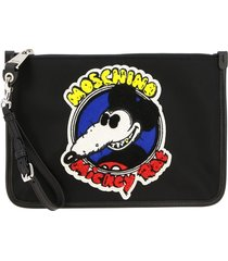 moschino couture mini bag moschino couture capsule chinese new year wrist clutch bag