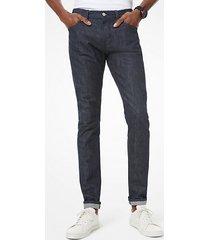 mk jeans parker skinny in cotone stretch - lavaggio (blu) - michael kors