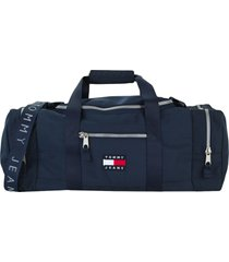 tommy jeans travel duffel bags