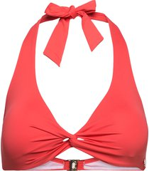 panos emporio daphne solid top bikinitop röd panos emporio
