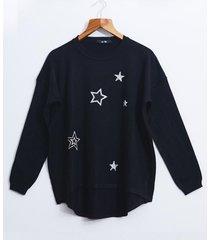 sweater negro oma fresia